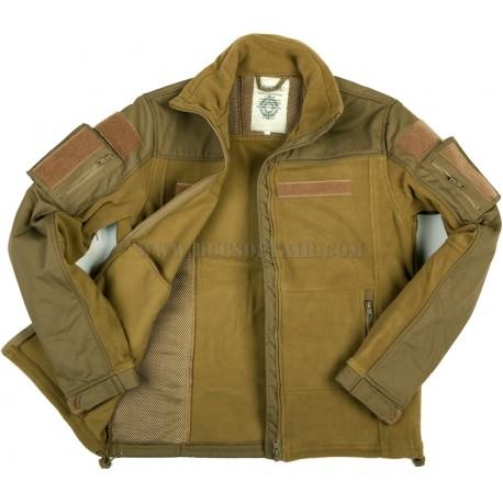 Giacca Combat Fleece 101