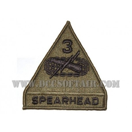 Patch Assortimento Nato Spearhead MilTec