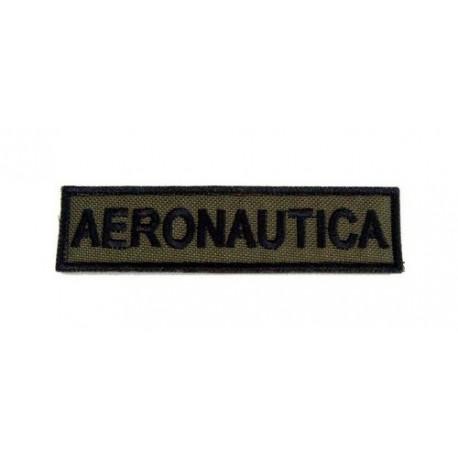 Patch Ricamata Aeronautica Defcon5