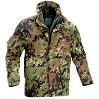 Giacca Parka III Generation Defcon5