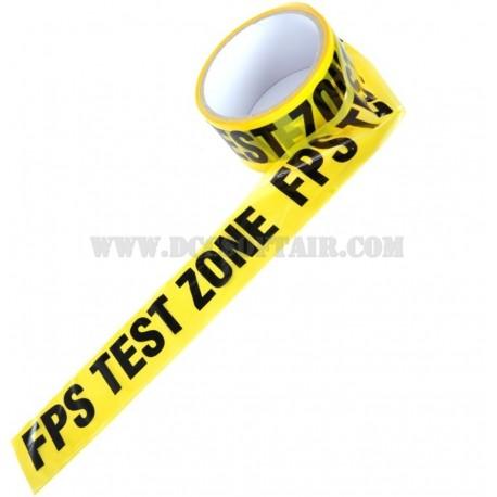 Nastro Di Segnalazione Fps Test Zone 101