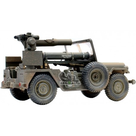 Ford Mutt US M151A2 Con Missile M220 Tow Tamiya