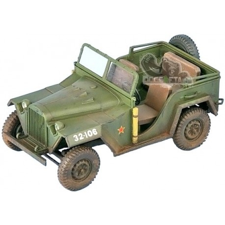 Russian Field Car GAZ-67B Tamiya