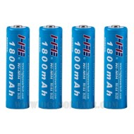 Batterie AA Ricaricabili 1800mAh Midland
