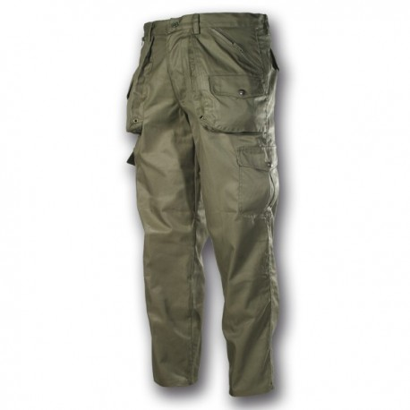 Pantalone In Cotone Sfoderato Patton