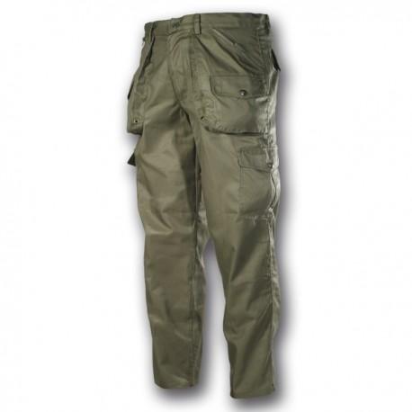 Pantalone In Cotone Sfoderato Patton