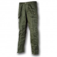Pantalone In Cotone Con Elastico Patton