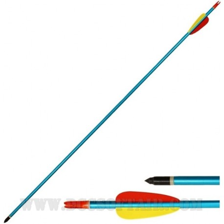 """Freccia 2018 In Alluminio 30"""" Per Arco EK Archery"""