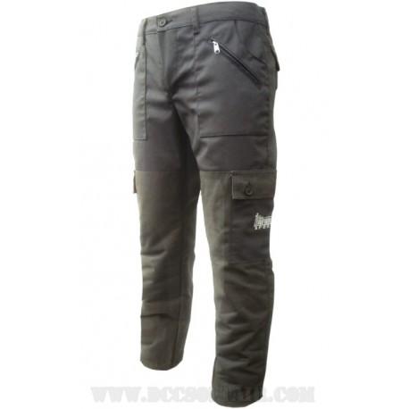 """Pantalone In Canvas Cerato """"New"""" Safari"""