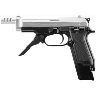 Pistola Beretta M93R Aep Silver Elettrica Tokyo Marui