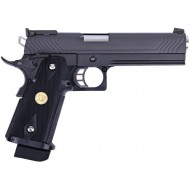 Pistola Hi-Capa 5.1 M Version Gas We