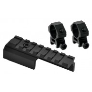 Attacco Weaver Per M1 Carbine Con Anelli Utg