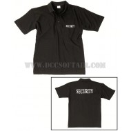 Polo Shirt Security Mil Tec