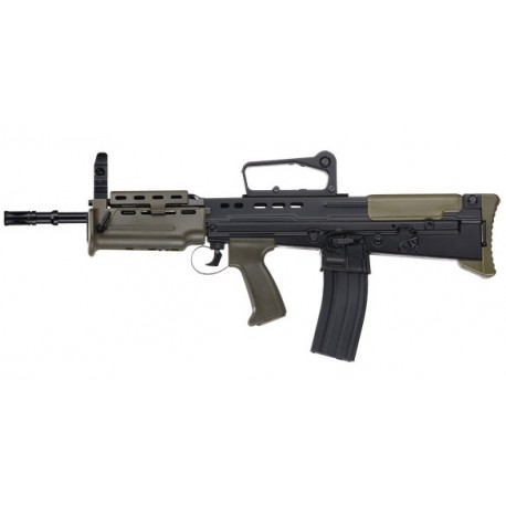 L85 A2 Carbine Full Metal Ics