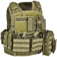 Gilet Tattico Armour Carrier Defcon5