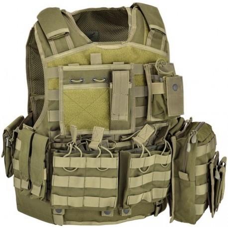 Gilet Tattico Armour Carrier Defcon5