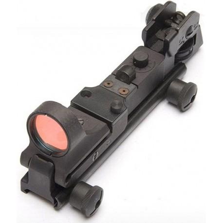Red Dot Tactical ATAC M4 C-More
