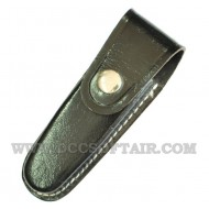 Fodero Coltello In Pelle Marrone