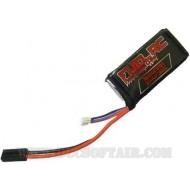 Batteria 7.4Vx1600mAh 30C An/Peq Lipo Fuel