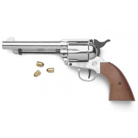 Pistola M1873 Nikel a Salve Bruni