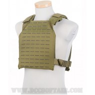 Gilet Tattico Laser Cut Plate Carrier Gfc