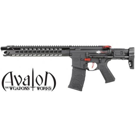Avalon Leopard Carbine Bk Full Metal Vfc