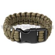 Bracciale Paracord K2016B Survival 101