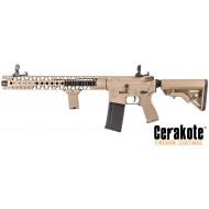 LA M4 Carbine Dark Earth Lone Star Edition Dytac