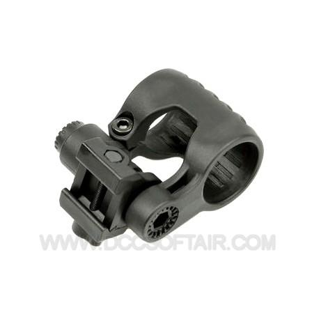 Attacco Torcia EX340 Weaver 21mm Element