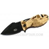 Coltello Multicamo Granata Claw Knives