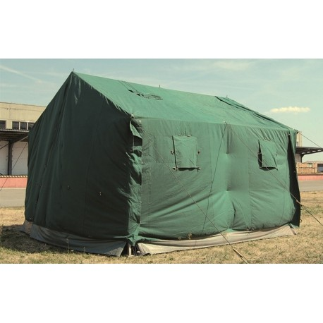 Tenda East German 5x5 Con Telaio In Alluminio Originale