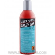 Bombola Di Gas Super Power 600ml Green Gas