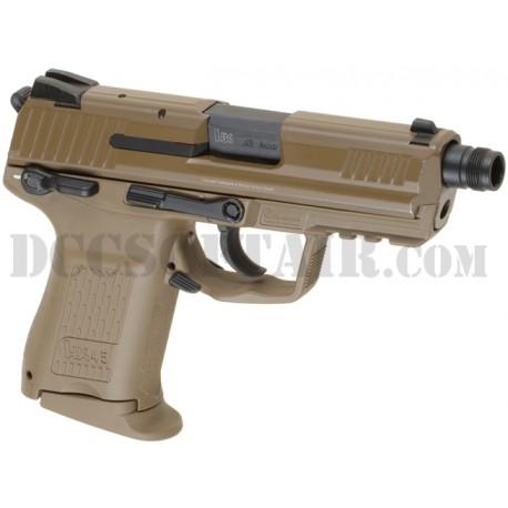 H&K HK45CT Metal Version Gas FDE Umarex