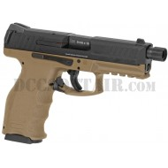 H&K VP9 Tactical Metal Version Gas FDE Umarex