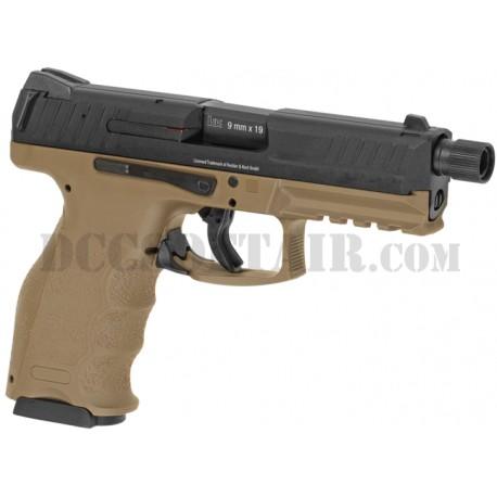 H&K VP9 Tactical Metal Version Gas FDE Umarex