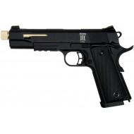 Rudis III Co2 Golden Full Metal Secutor