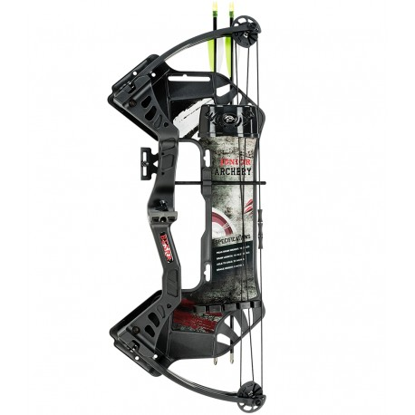 Arco Compound Besra 25lbs Con Accessori MK