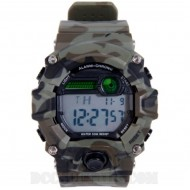Orologio Digitale Tactical Multi Camo Delta Tactics