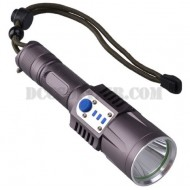 Torcia Led S6382 Usb 1000lms Hunterseyes