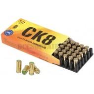 Cartucce a Salve 8mm CK8 Conf.50