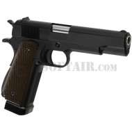 1911 Co2 Blowback Full Metal We