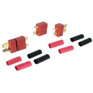 Set Coppie Connettori Deans T-Plug Emerson