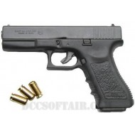 Pistola Glock 17 a Salve 9mm Bruni