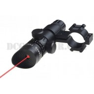 Puntatore Laser Sight Module Con Accessori