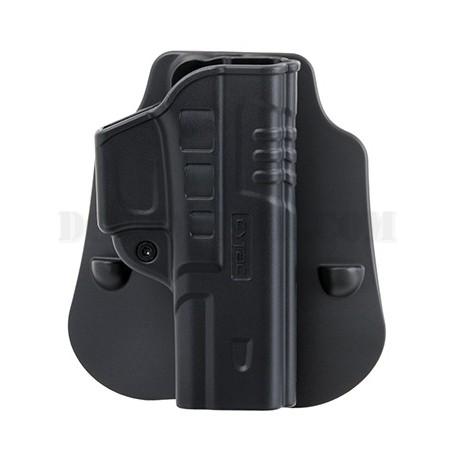 Fondina CY-FG17 Fast Draw Glock 17/22/31 Gen 1,2,3,4 Cytac