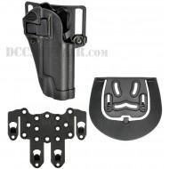 Fondina Rigida Cqc Pistola Glock
