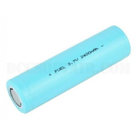 Batteria 3.7x2400mAh Ricaricabile Fuel