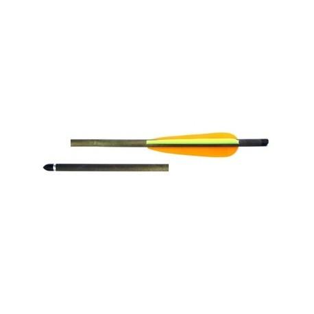 "Freccia In Carbonio 22"" Per Balestra"
