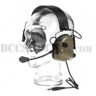 Earmor Cuffia M32 Mod3 Electronic Communication Hearing Protector