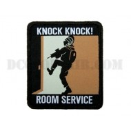 Patch Room Service Secutor Ricamata